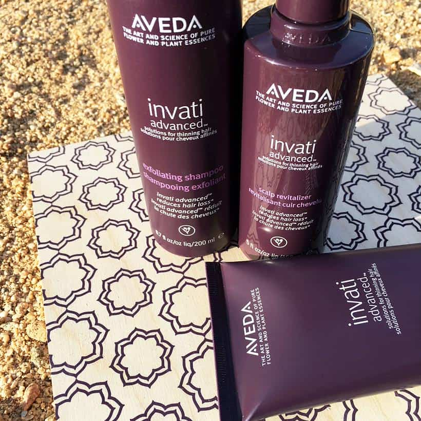 Aveda Invanti for Hair loss 1 NEW Aveda Invanti Advanced for Thinning Hair