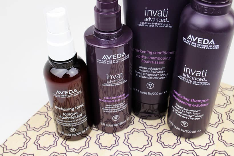 Aveda Invanti for Thinning Hair 2 NEW Aveda Invanti Advanced for Thinning Hair