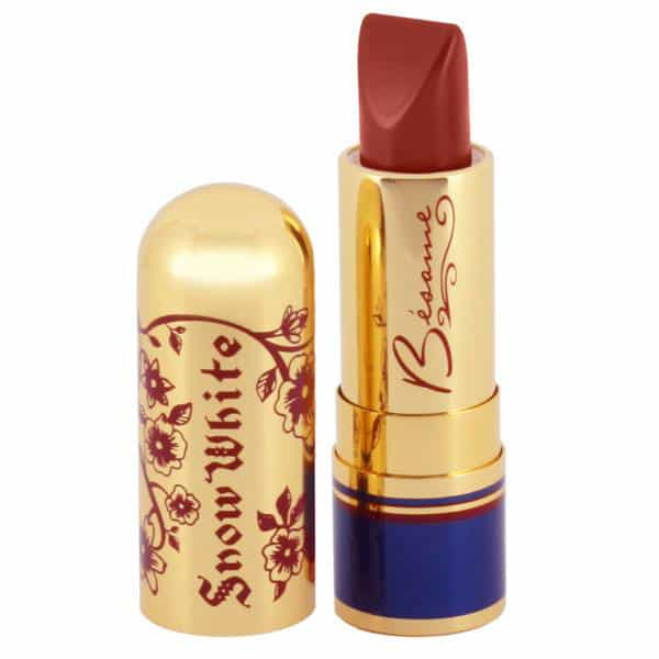 Besame Snow White Red lipstick review The Perfect Red Lipsticks for Valentines Day (as chosen by we heart this)