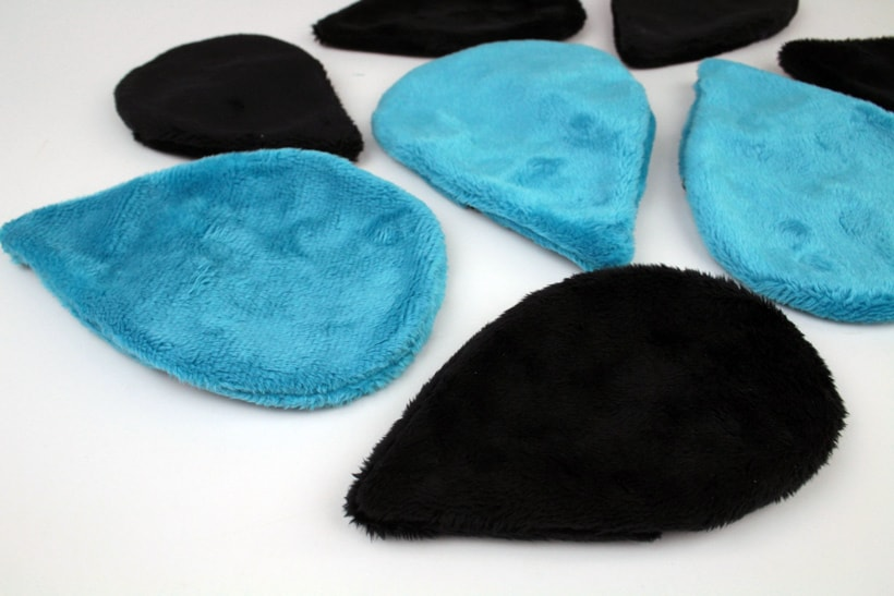 The Mitty reusable and washable makeup removers