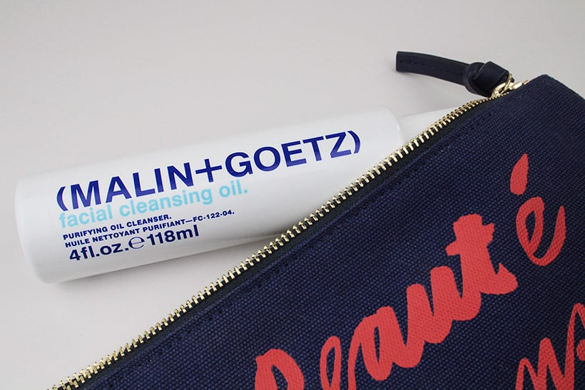 Malin Goetz Facial oil 2 Is an OIL the Answer for Oily Skin?