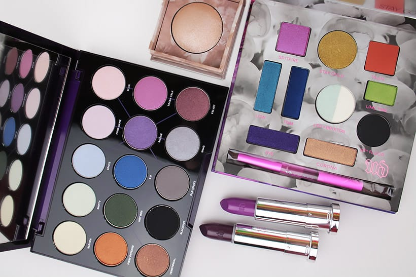 Urban Decay giveaway prizes