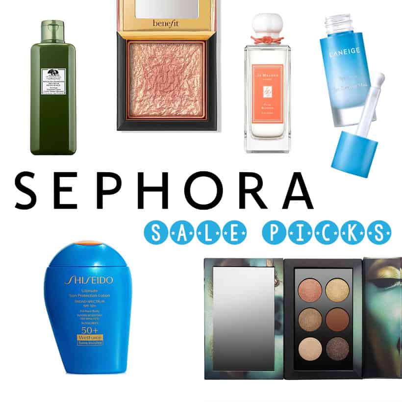 Sephora VIB Sale and Rouge Recommendations