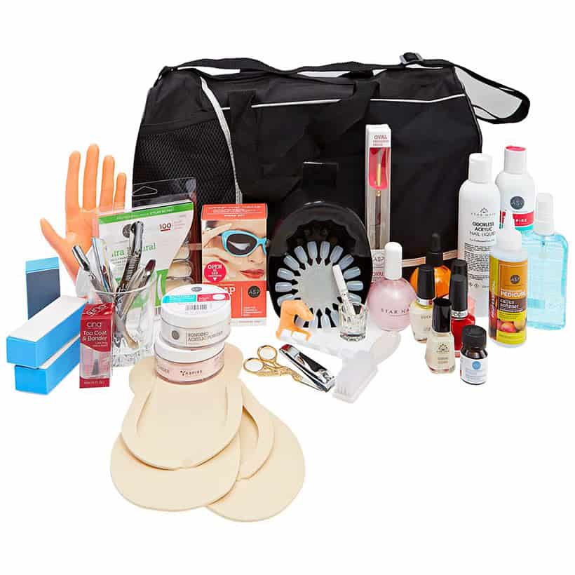 Mothers Day Gifts mani pedi kit Mother's Day Gifts That Make Up For Being a Brat...
