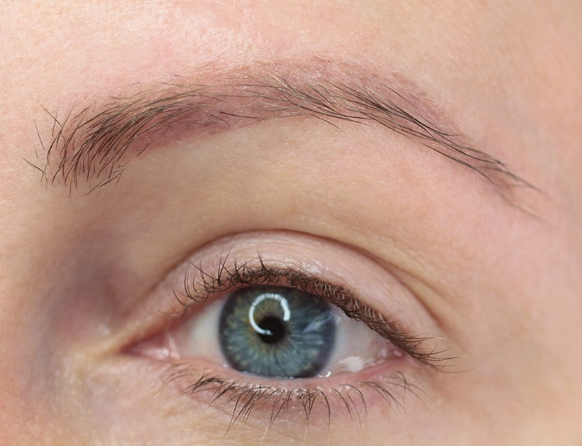 Before After Microblading Photos one year later Before and After Microblading Photos (And Why the Healing Process is A LOT Easier Now...)