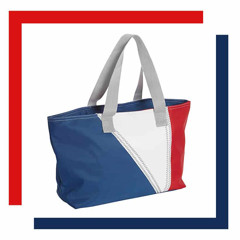 July 4 Fashion Sailor bag Red, White and Blue July 4th Fashion