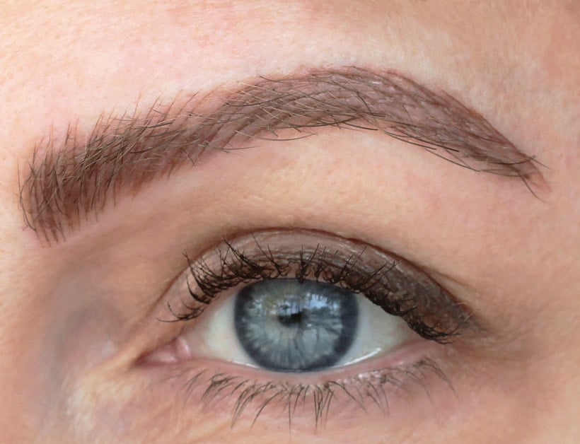 Before After Microblading photos 10 days Before and After Microblading Photos (And Why the Healing Process is A LOT Easier Now...)