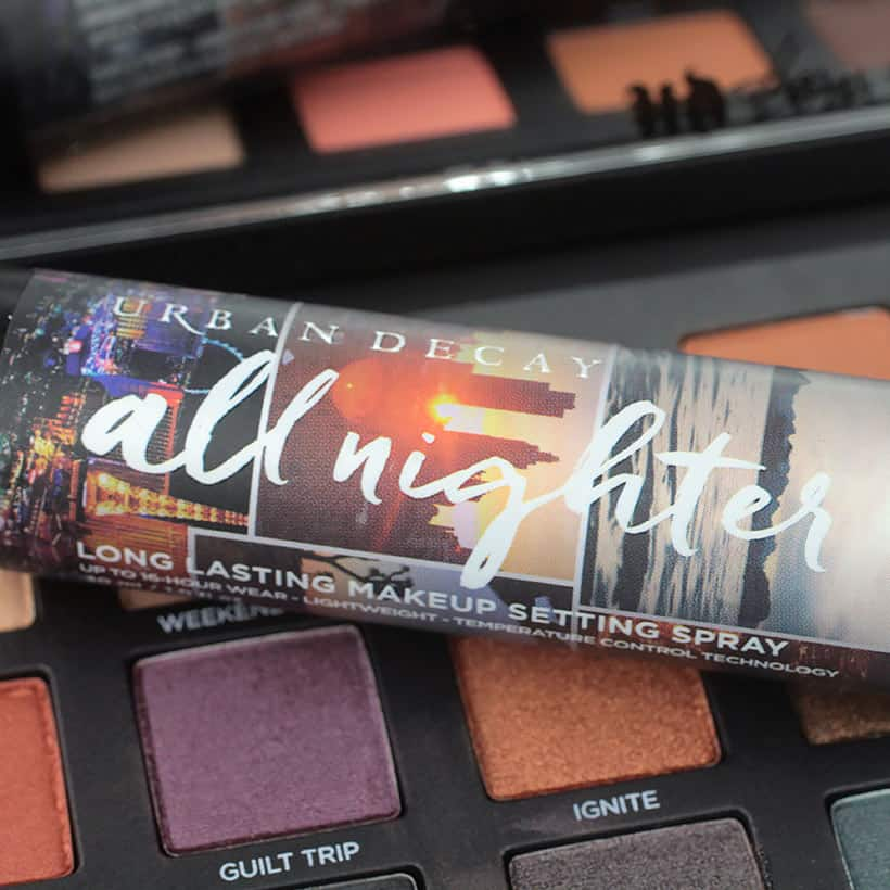 Urban Decay All Nighter Makeup Setting Spray Do You Need a Makeup Setting Spray?