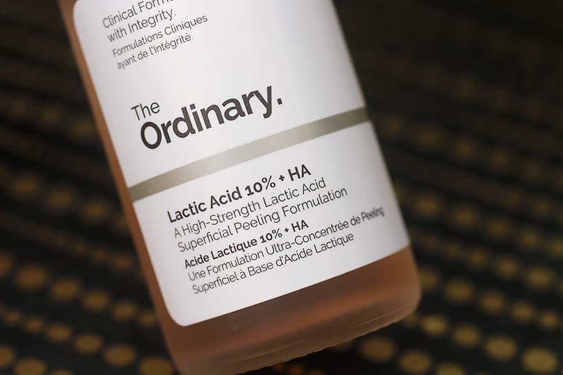 The Ordinary Lactic Acid 10% + HA bottle