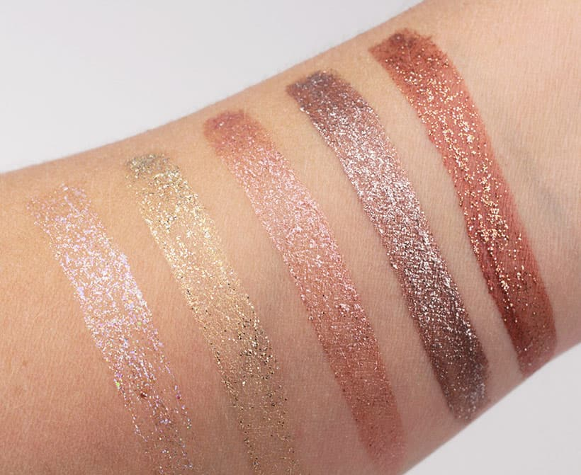 Pixi Liquid Fairy Lights swatches Pixi Sprinkles its Fairy Dust, and We Like It
