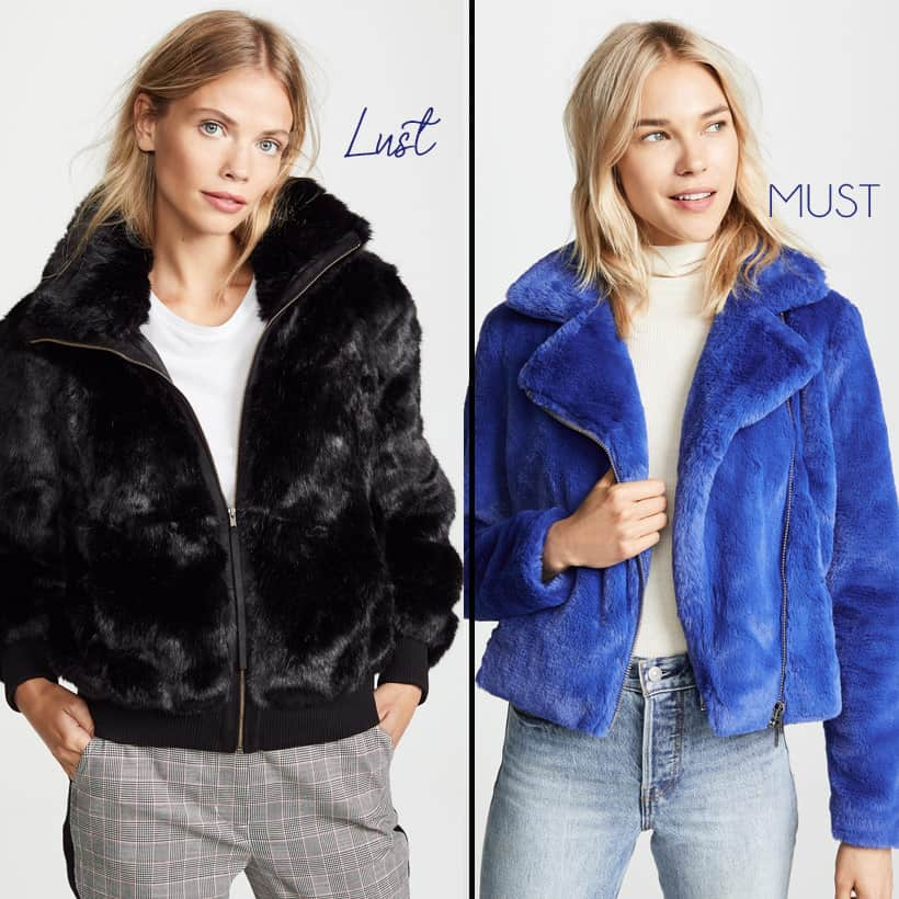 Shopbop Plush Coats Fall Fashion 2018 Three Key Fall Fashion Pieces You Need (and theyre all part of the Shopbop sale!)