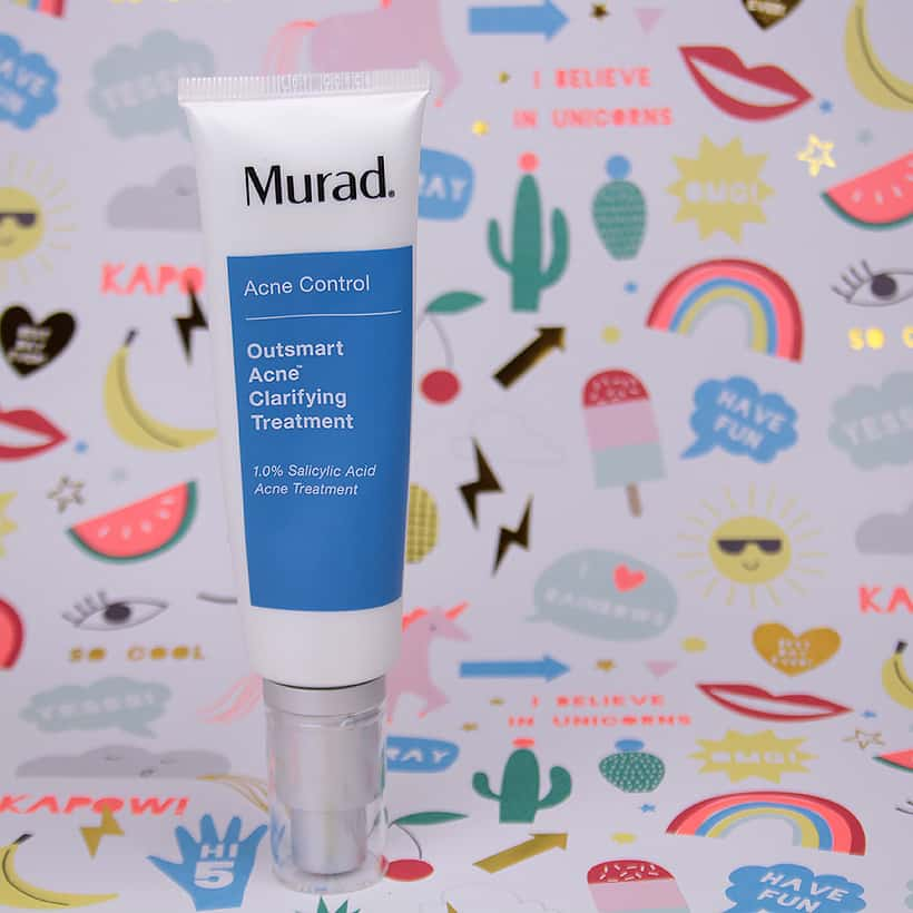Murad Offers a Way to Outsmart Acne with their new product
