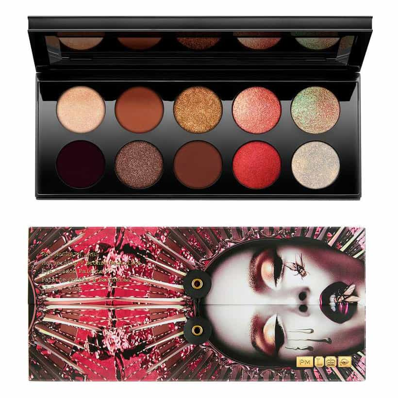 best luxury eyeshadow pat mcgrath bronze seduction Five Luxury Eye Shadow Palettes You Need from the Sephora Sale