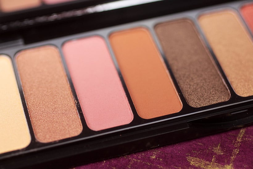 elf rose gold sunset eyeshadow 4 Looking for a Budget Friendly Rose Gold Eyeshadow Palette? Look No Further....
