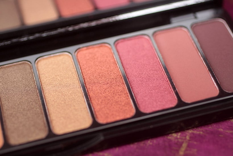 elf rose gold sunset eyeshadow 5 Looking for a Budget Friendly Rose Gold Eyeshadow Palette? Look No Further....