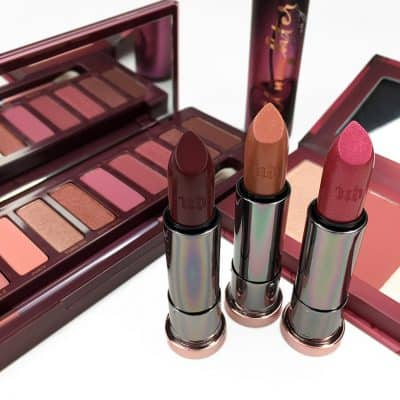 Have you picked it yet? The Urban Decay Naked Cherry Collection