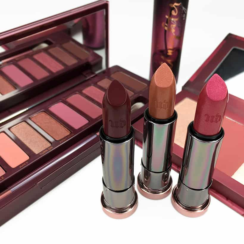 Urban decay naked cherry lipstick Have you picked it yet? The Urban Decay Naked Cherry Collection