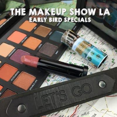 Deals, Discounts and More: The Makeup Show LA, 2018