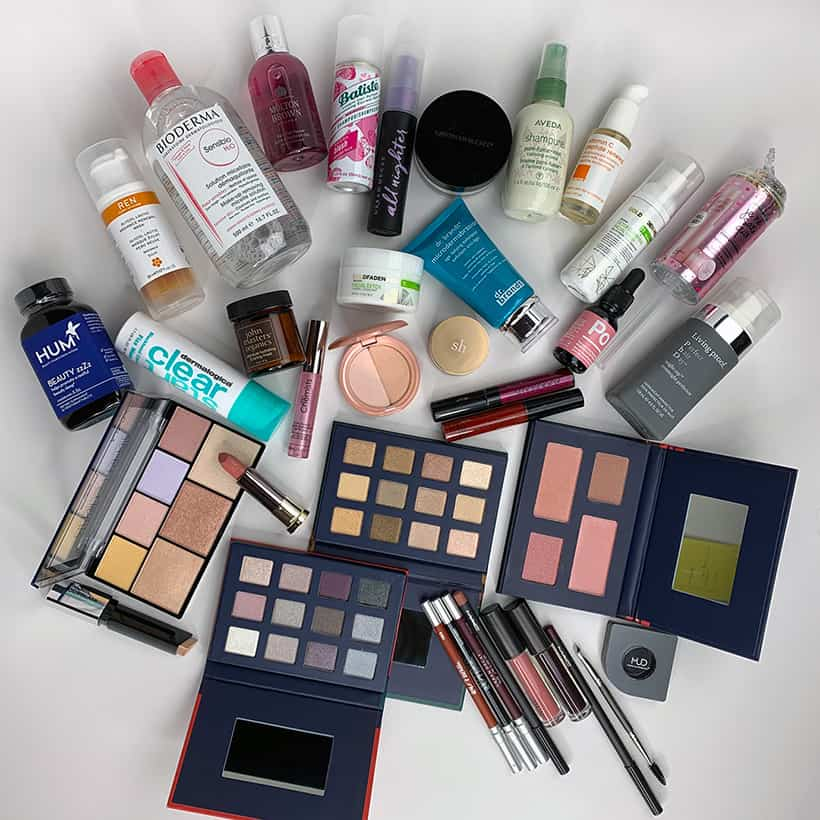 Big Beauty Products Giveaway Contest 1 we heart this turns 10, and celebrates with a GIANT Beauty Giveaway! ($875 value)
