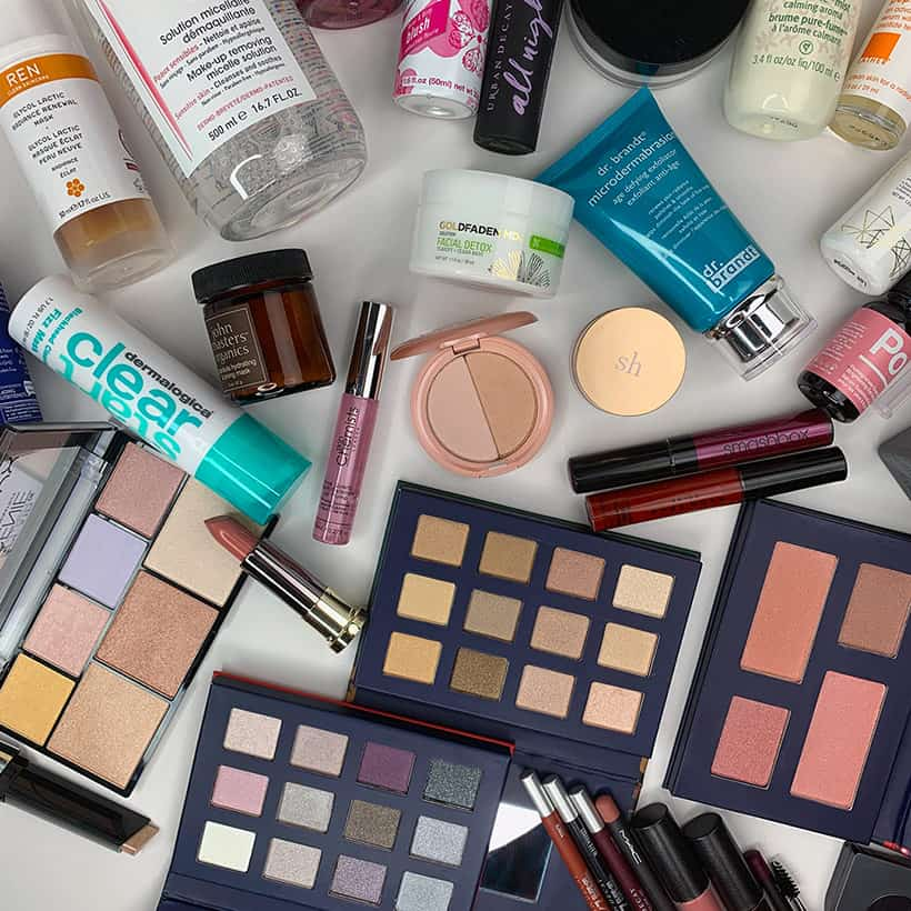 Big Beauty Products Giveaway Contest 3 we heart this turns 10, and celebrates with a GIANT Beauty Giveaway! ($875 value)