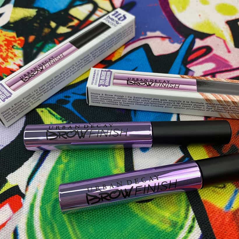 Urban Decay Brow Finish Review Urban Decay Street Style Brow Collection
