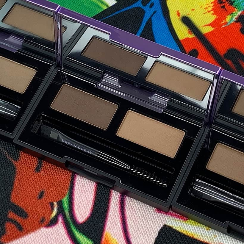 Urban Decay Double Down Brow IG Urban Decay Street Style Brow Collection