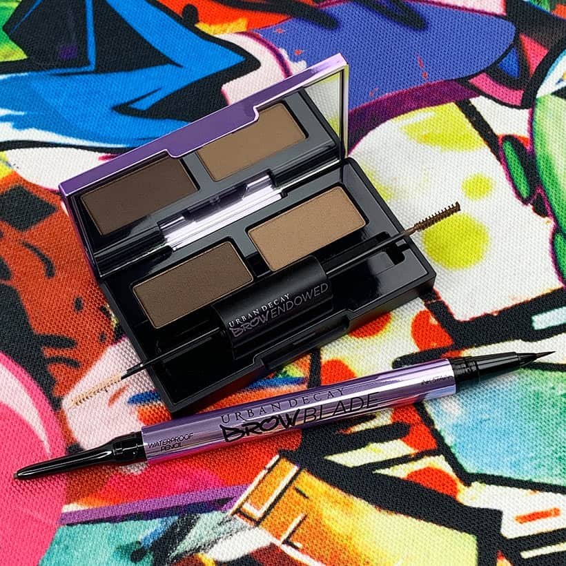 Urban Decay Street Brow Collection Packaging Urban Decay Street Style Brow Collection