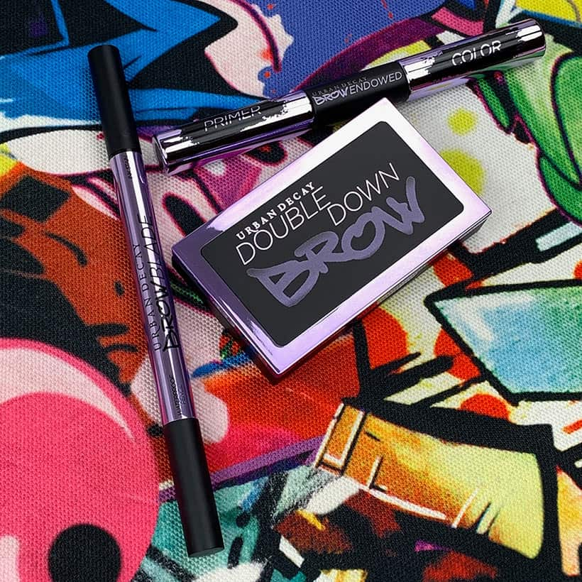 Urban Decay Street Style Brow Collection Review + Swatches