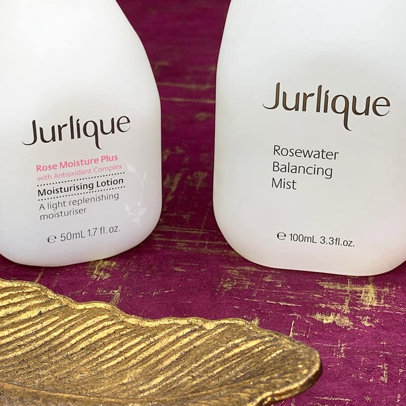 Jurlique Rose Moisture Plus Review 2 Roses; From the Vase to Your Face