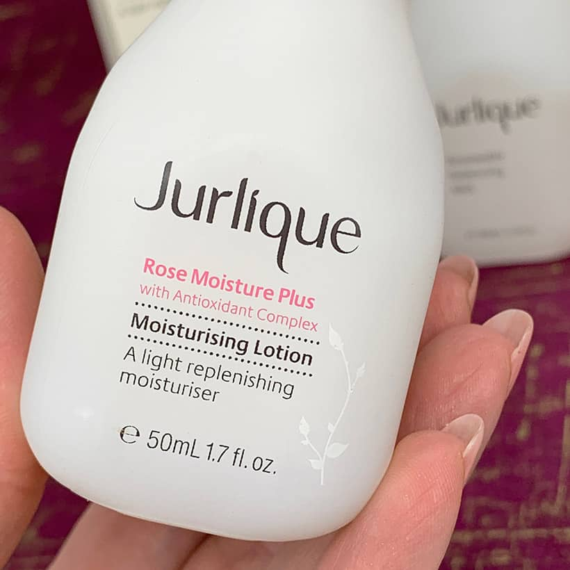 Jurlique Rose Moisture Plus Review 3 Roses; From the Vase to Your Face