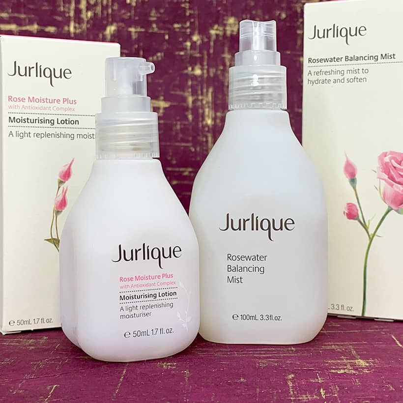 Jurlique Rose Moisture Plus Review Roses; From the Vase to Your Face