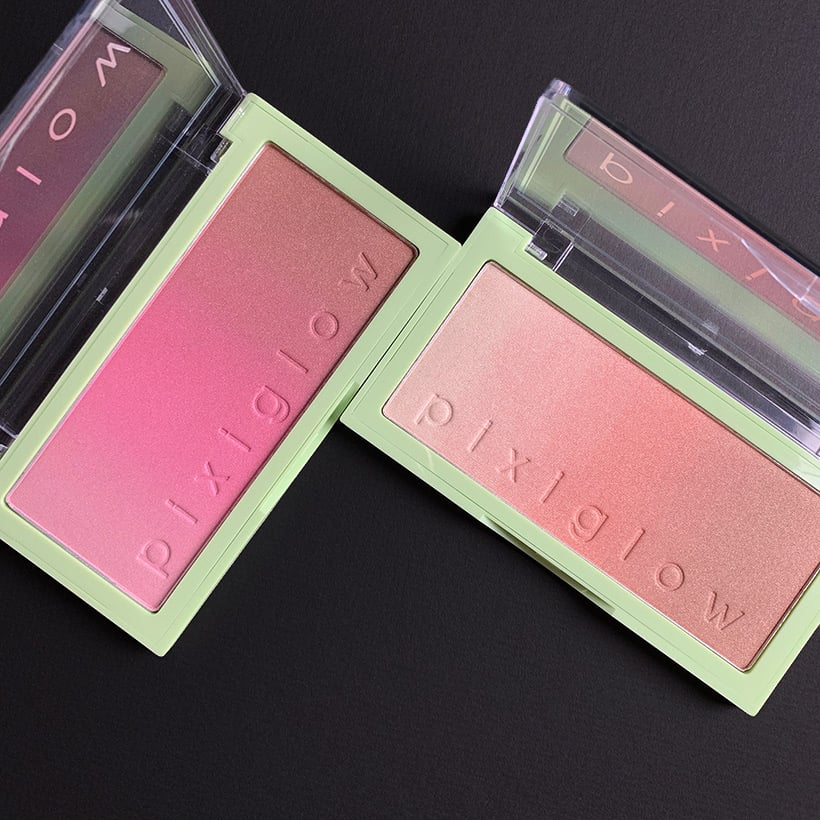 PixiGlow Cake Pixi Blush Who Wants Cake? (Answer: We ALL Want Cake!)