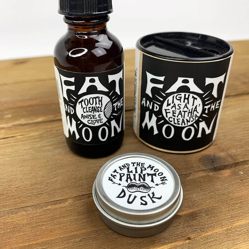 Fat And The Moon Light As A Featha Cleansa 2 Empowering and Nourishing Beauty Potions from Fat and the Moon