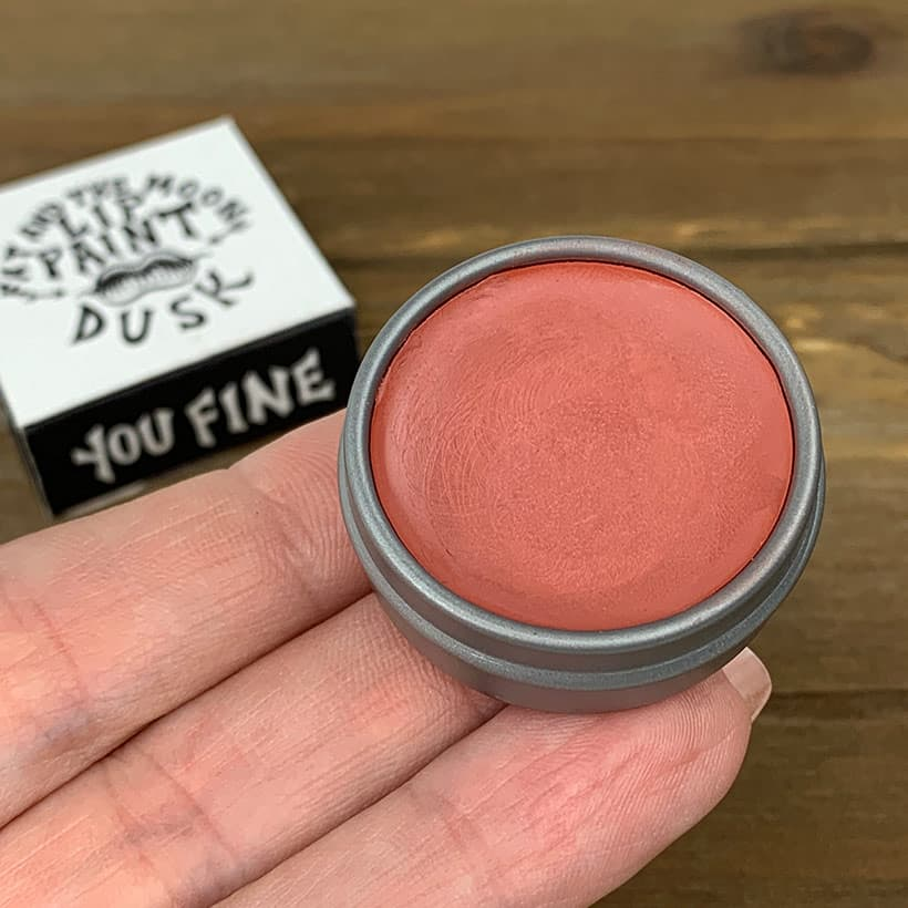 Fat And The Moon Lip Paint 3 Empowering and Nourishing Beauty Potions from Fat and the Moon