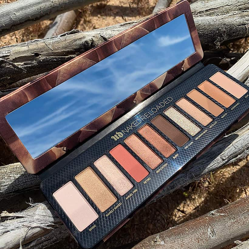 do you need the Urban Decay naked reloaded palette