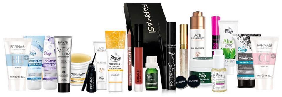 Farmasi Beauty Influencer $125 Kit