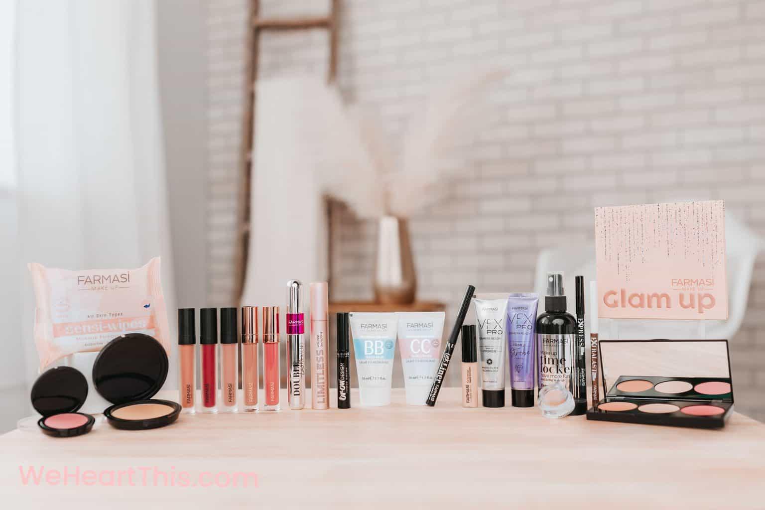 Farmasi Beauty Influencer Makeup Kit